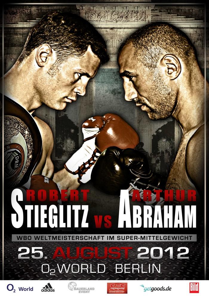 Robert Stieglitz Vs Arthur Abraham 3 Die Vorgeschichte Boxweltcom