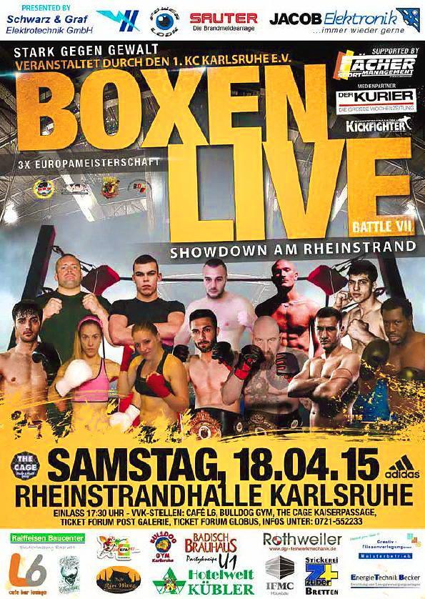 Karlsruhe Boxen