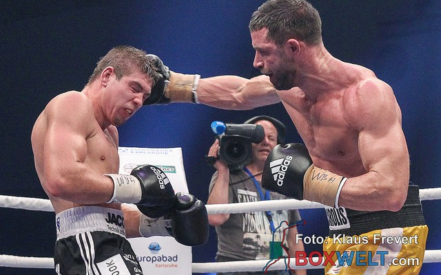 Boxkampf Feigenbutz