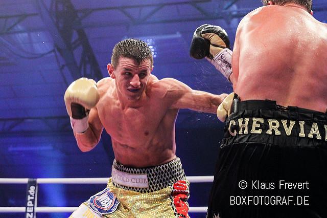 Robin Krasniqi vs Oleksandr Cherviak