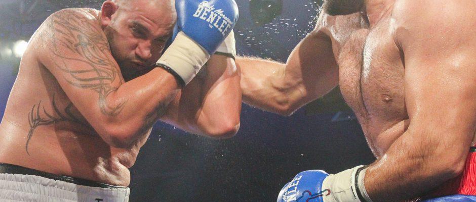 Christian Hammer vs Erkan Teper