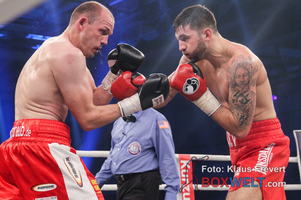 Juergen Braehmer vs Nathan Cleverly