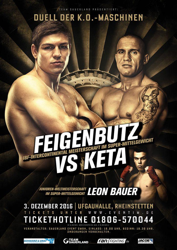 Feigenbutz vs Keta - Karlsruhe
