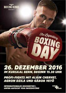 Boxing Day Bern - 26.12.2016