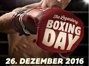 Boxing Day Bern - 26.12.2016