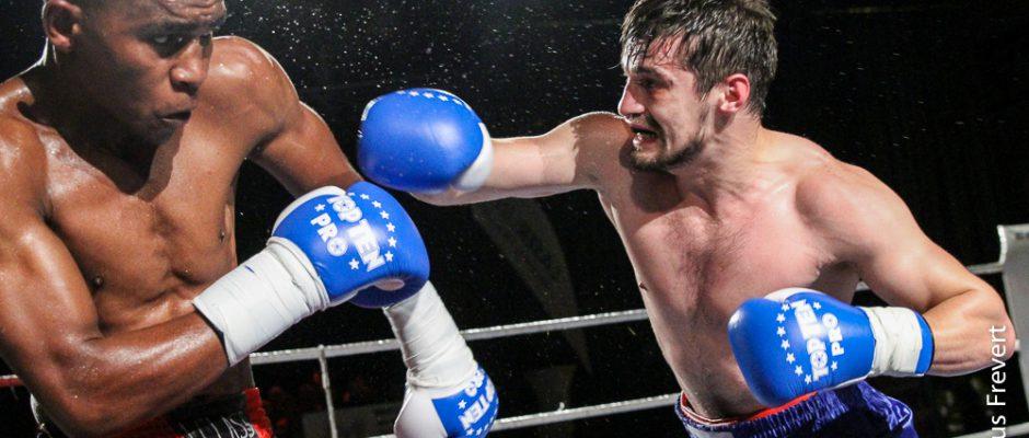 Zapir Rasulov vs Ibrahim Class