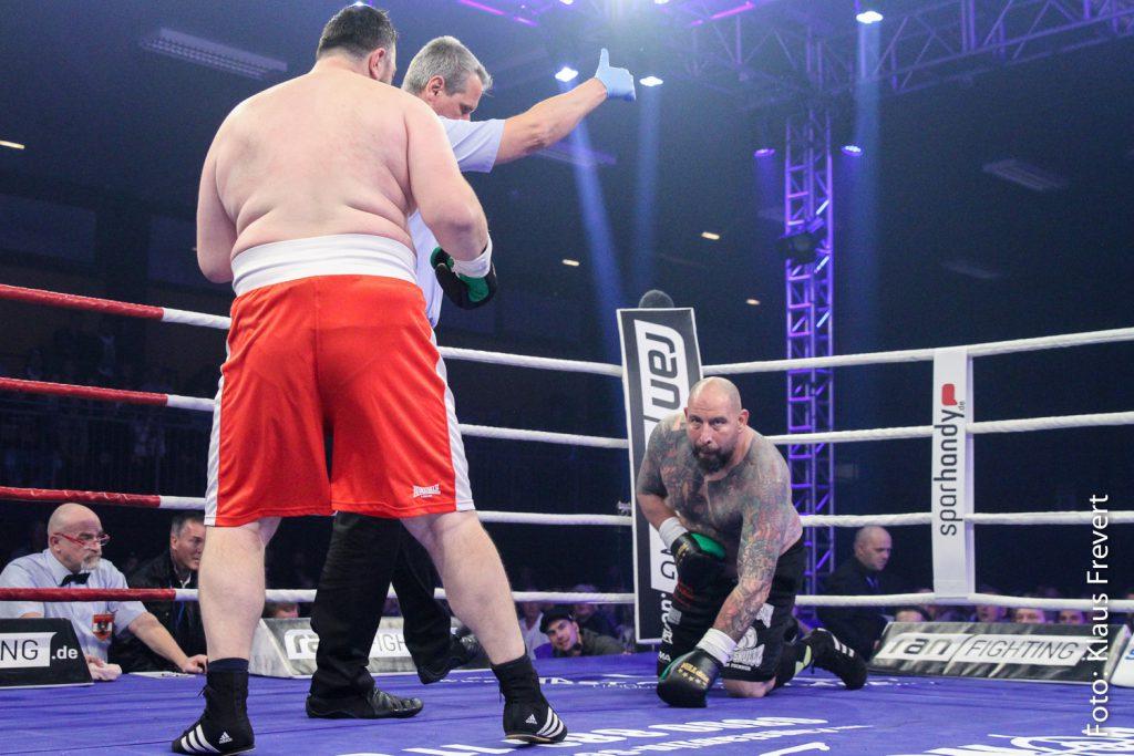 Marcus Fuckner vs Haris Radmilovic