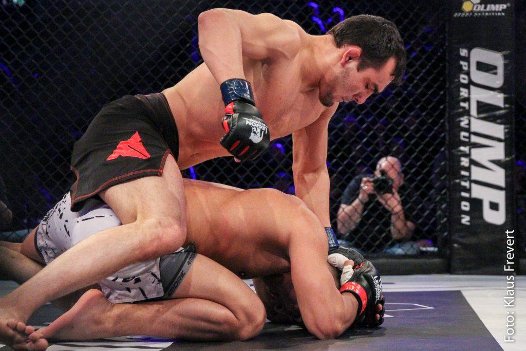 Abduraschid Ataev vs Johannes Michalik