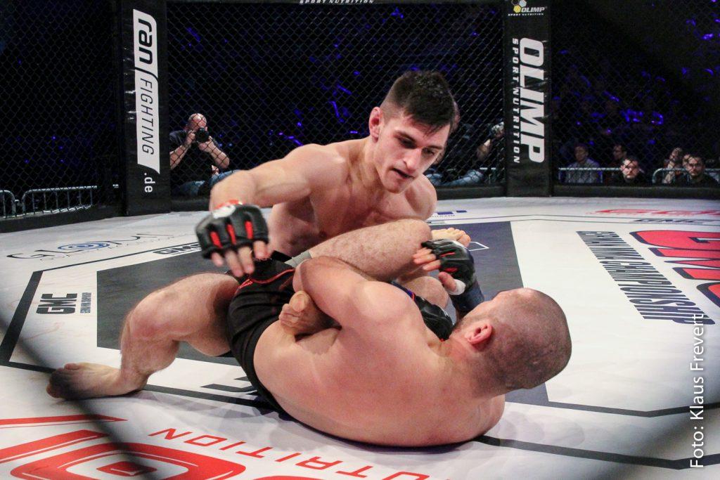 Niko Serbezis vs Bilal Muradov