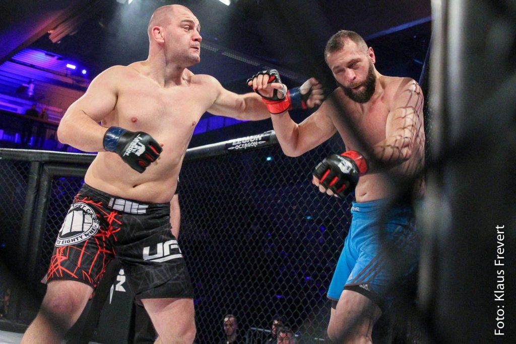 Martin Zawada vs Andreas Kraniotakes