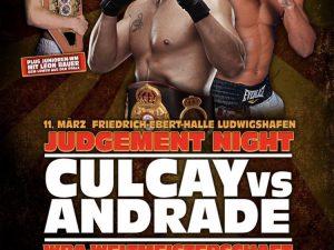 Jack Culcay vs Demetrius Andrade
