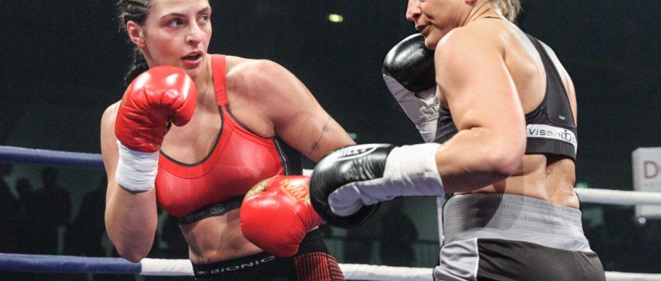 Christina Hammer vs Maria Lindberg