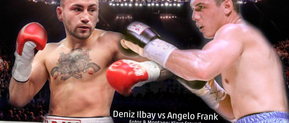 Deniz Ilbay vs Angelo Frank