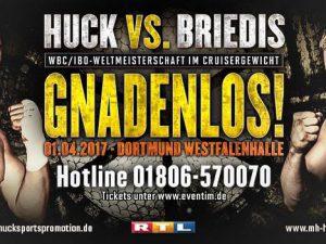 Huck vs Briedis