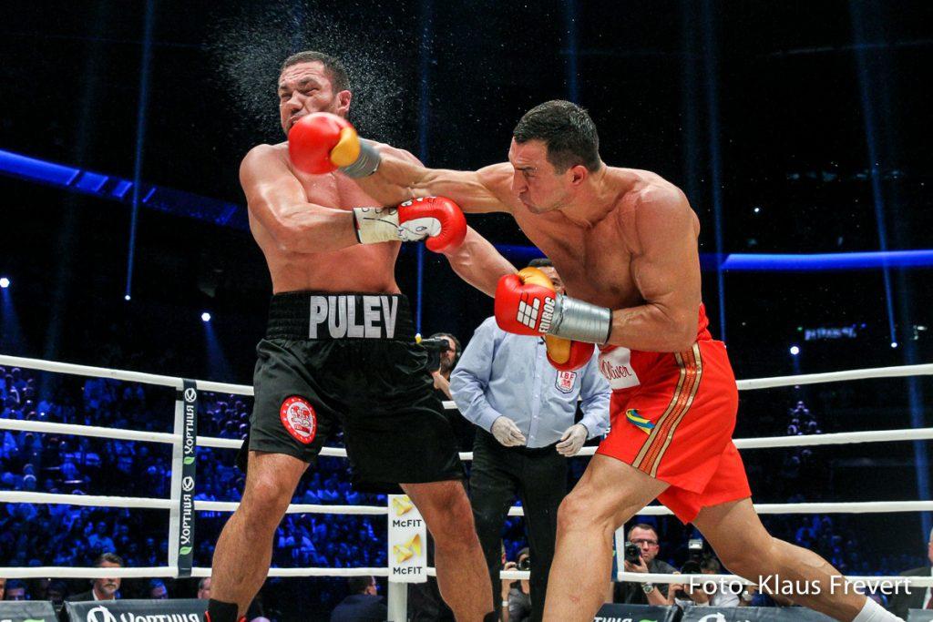 Wladimir Klitschko vs Kubrat Pulev