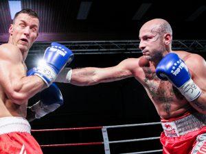 Denny Lehmann vs Giuseppe Lauri
