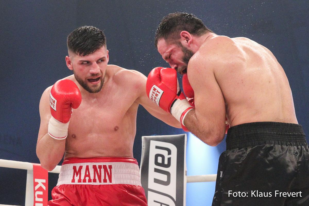 Artur Mann Boxer