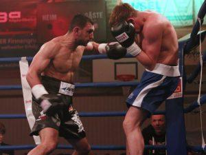 Araik Marutjan vs Serhii Ksendzov - Foto: Wolfgang Wycisk