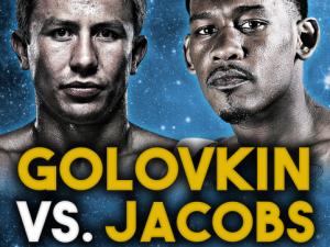 Golovkin vs Jacobs