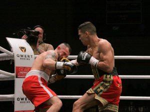 Mohammed Rabii vs Laszlo Kovacs - Foto: Kosta Sarigiannidis / SES