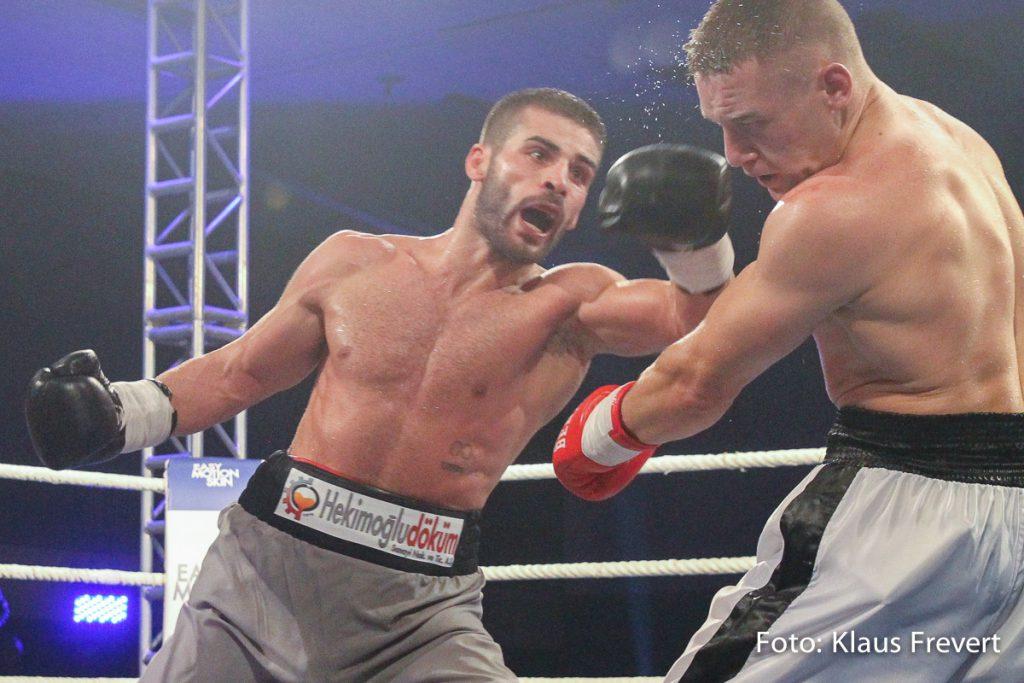 Fatih Keles vs Denis Krieger