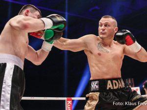 Adam Deines vs Lukasz Golebiewski