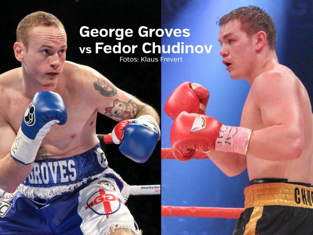 George Groves Vs Fedor Chudinov