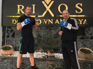 Mario Daser und Bülent Baser