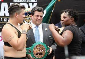 WBC WM Jimenez vs Ewell