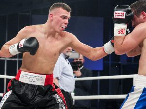 Leon Bauer vs Soso Abuladze