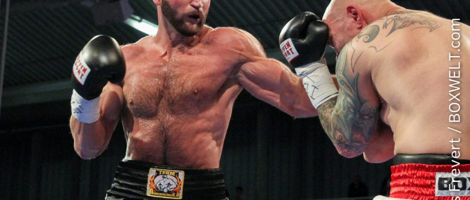 Roman Golovashchenko vs Kai Kurzawa