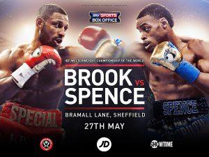 Kell Brook vs Errol Spence