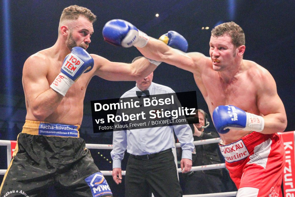 Dominic Bösel vs Robert Stieglitz