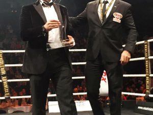 Erol Ceylan und Thomas Pütz - Foto: EC Boxing