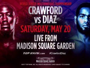Terence Crawford vs Felix Diaz
