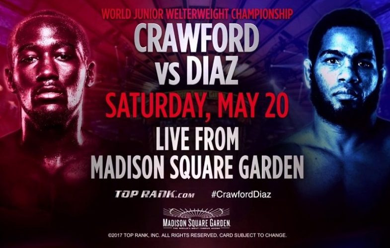 Terence Crawford vs Felix Diaz
