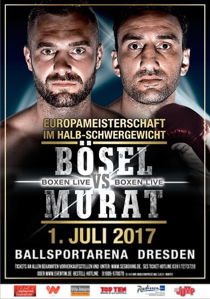 Dominic Bösel vs Karo Murat