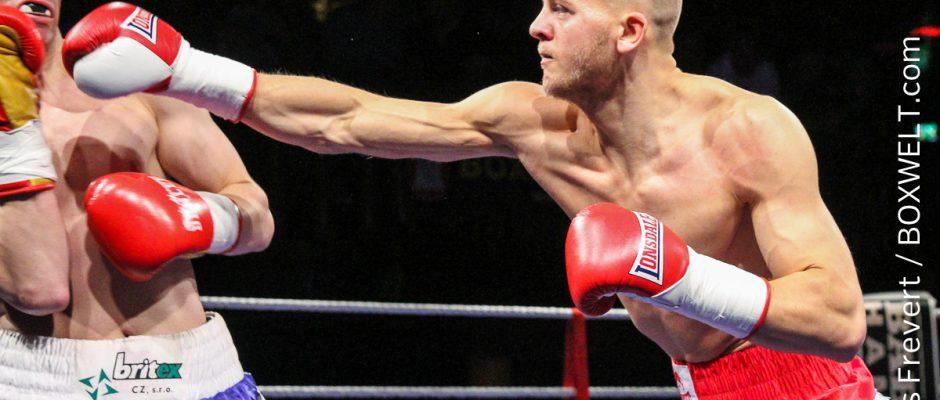 Artur Müller vs Michal Vosyka