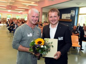 Dieter Berg & Dr. Rico Badenschier - Foto: ©️- Boxclub TRAKTOR Schwerin