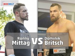 Ronny Mittag vs Dominik Britsch