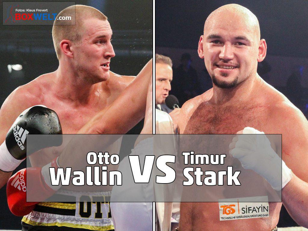 Otto Wallin vs Timur Stark