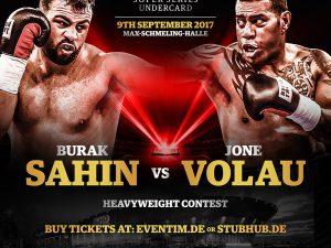 Sahin vs Volau - Foto: World Boxing Super Series