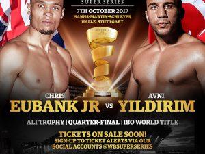 Eubank Jr vs. Avni Yildirim - Foto: World Boxing Super Series