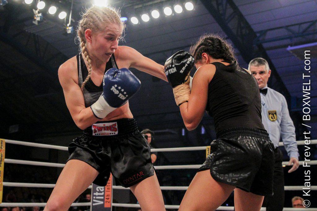 Fabiana Bytyqi vs Teodora Bacheva
