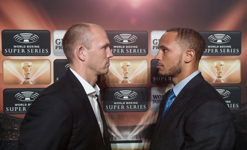 Jürgen Brähmer vs Rob Brant - Foto: World Boxing Super Series