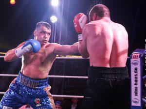 Angelo Frank vs Mikheil Mosulishvili
