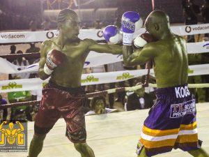 Ibrahim Class vs Koos Sibiya