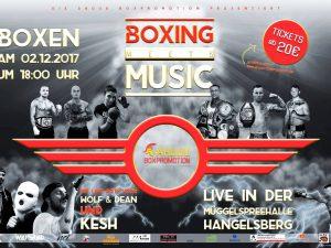 Boxen live aus Hangelsberg
