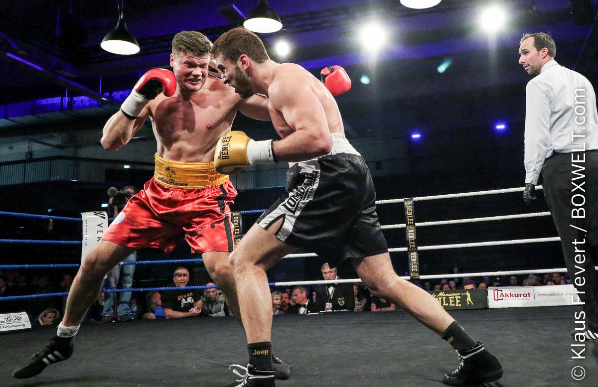 Alexander Dimitrenko vs Miljan Rovcanin