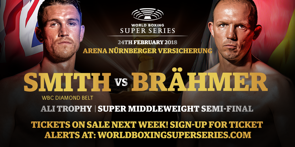 Callum Smith vs Jürgen Brähmer